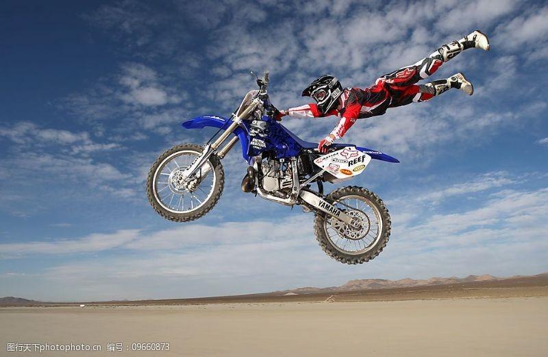 野外运动越野摩托车2图片