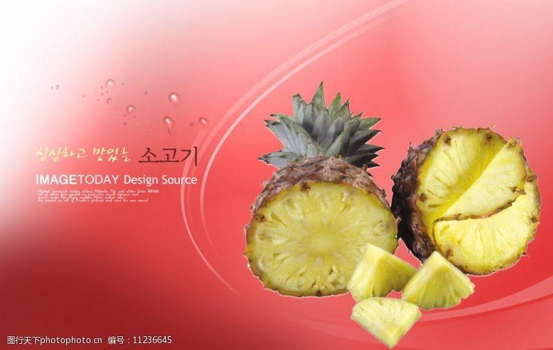 韩国模板之水果篇图片