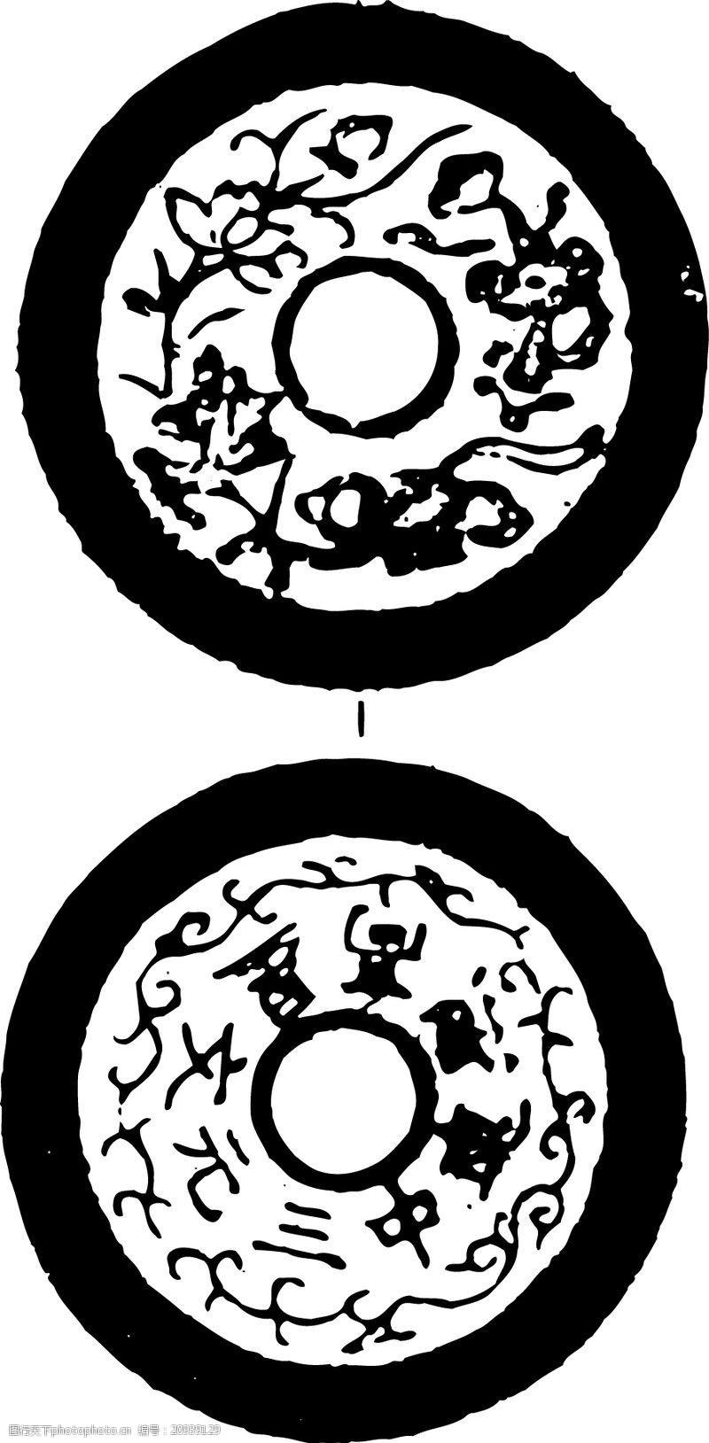 中国古图案清代0399