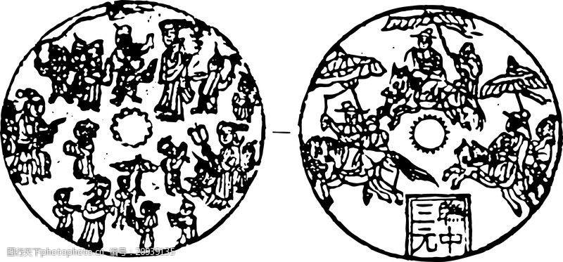 中国古图案清代0401