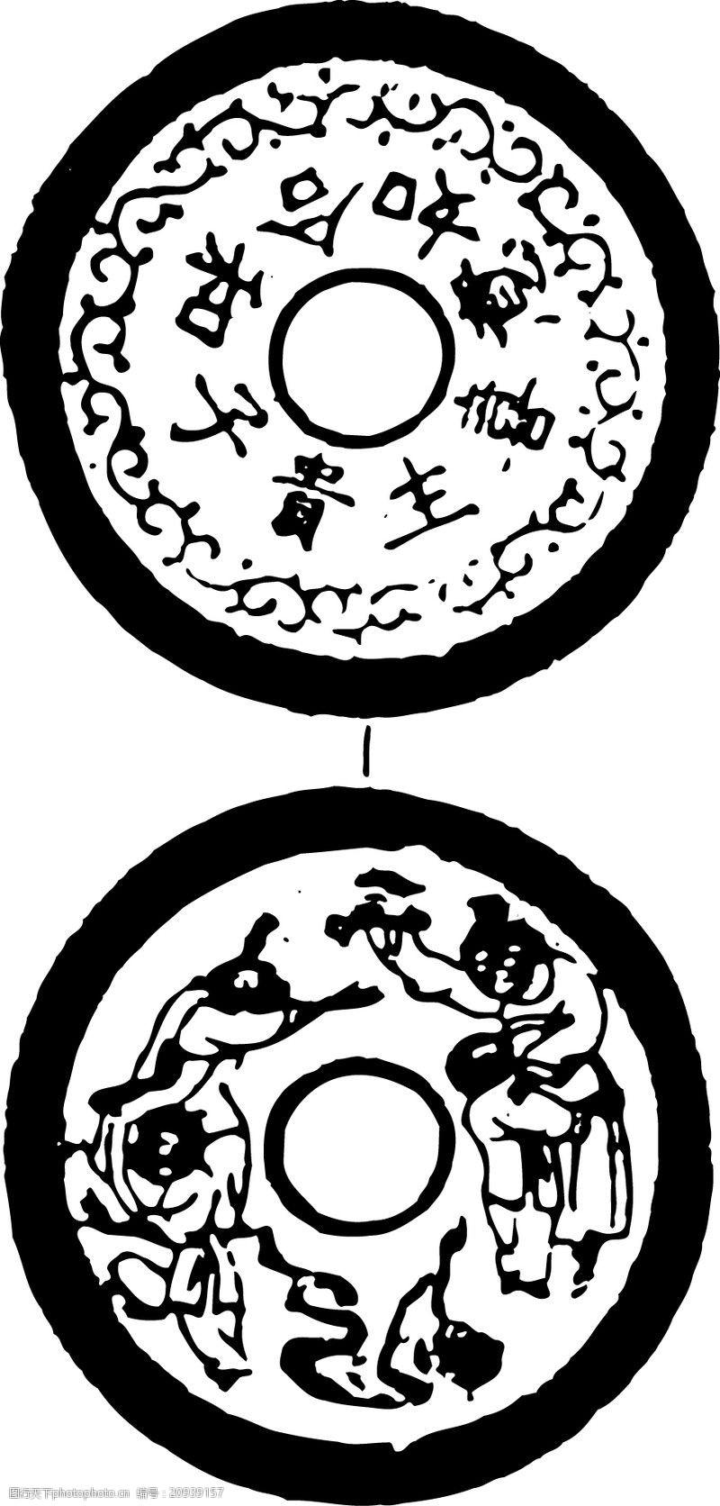 中国古图案清代0408