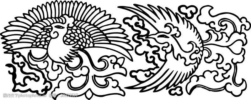 中国古图案清代0531