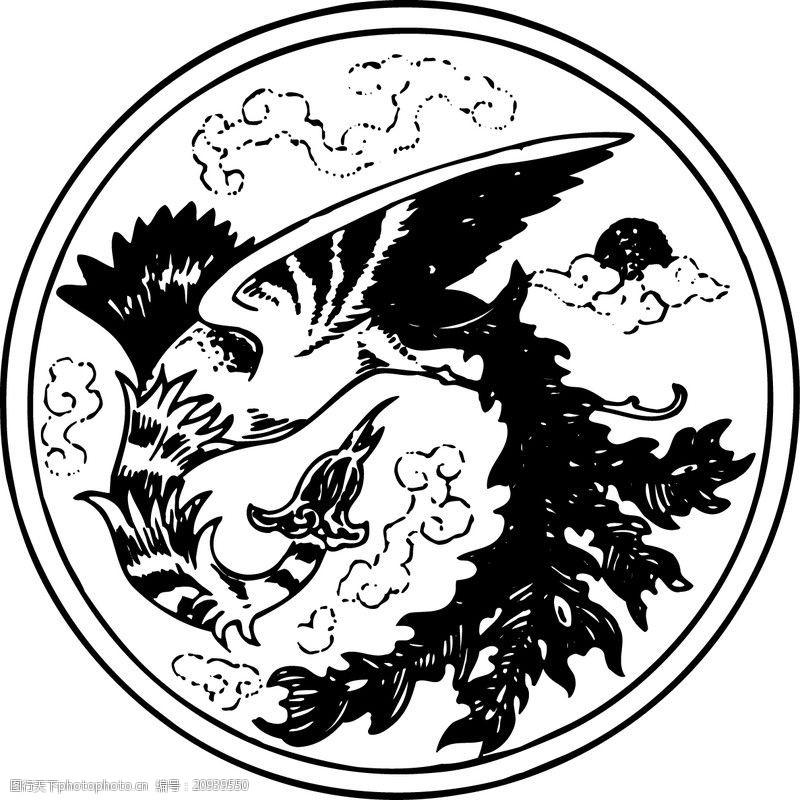 中国古图案清代0539