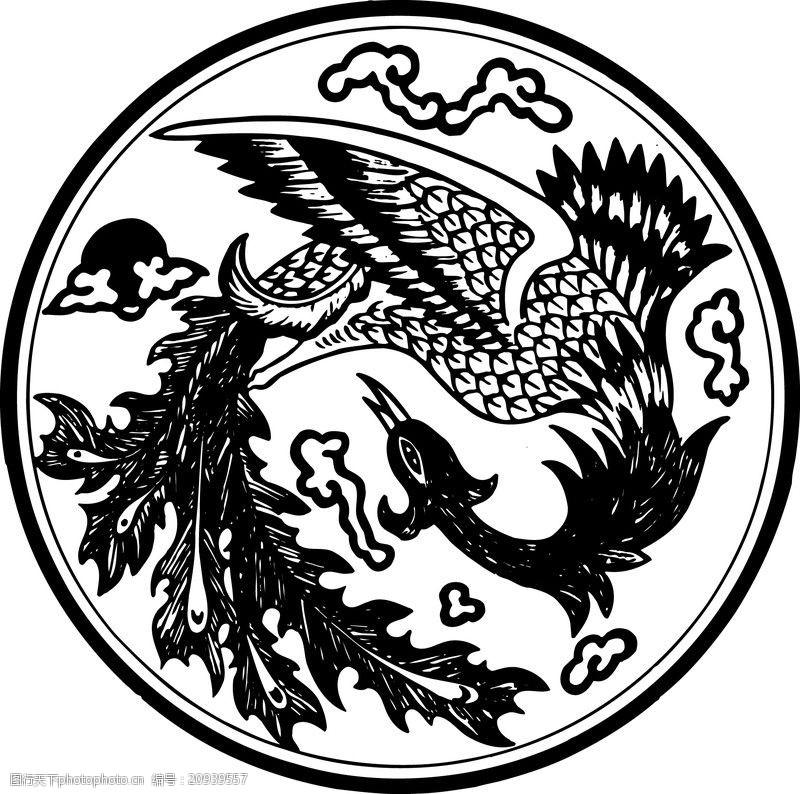 中国古图案清代0546