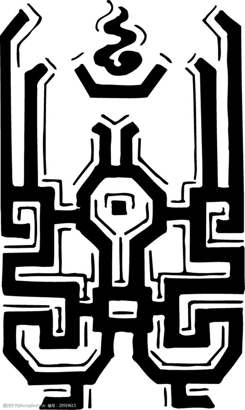 中国古图案清代0604